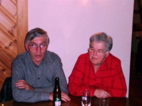 Ursi und Robert Wyss