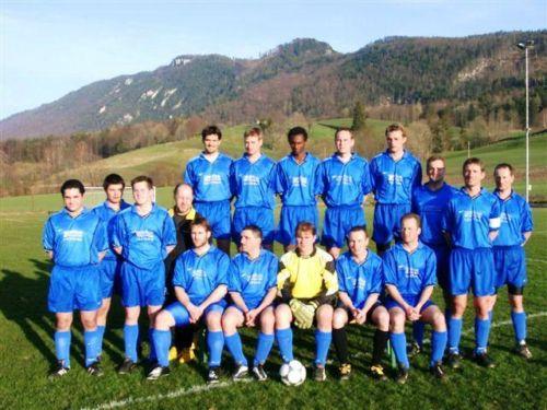 Saison 2001/2002 - Impressionen vom Zwöi