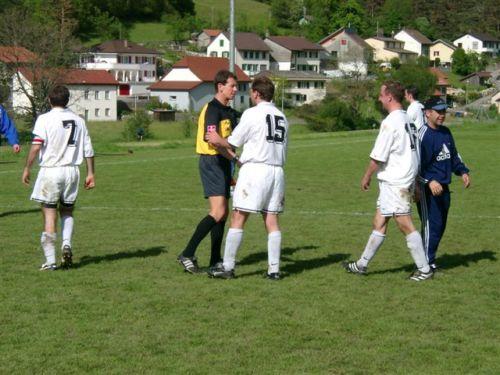 Saison 2001/2002 - Impressionen von der 1. Mannschaft