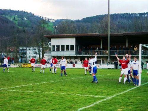 Klus-Balsthal März 02, Corner für den FCW