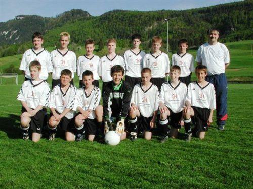 Junioren C 2002