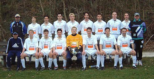 Saison 2001/2002 - Mannschaftsfotos
