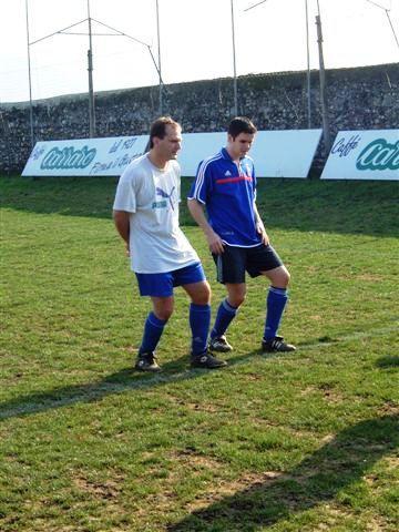 Saison 2001/2002 - Trainingslager Malo