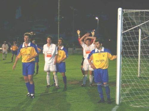 Saison 2002/2003 - Impressionen von der 1. Mannschaft