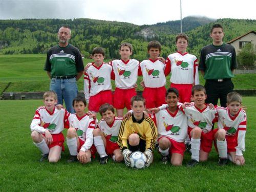 Junioren D 2002