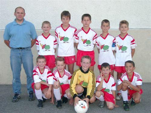 Saison 2003/2004 - Mannschaftsfotos