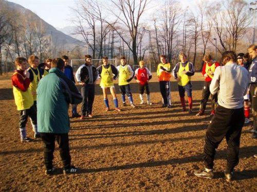 Saison 2004/2005 - Trainingslager 1. Mannschaft in Erbania