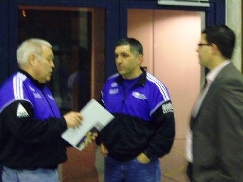Saison 2008/2009 - Trainerlehrabend mit Duri Meier