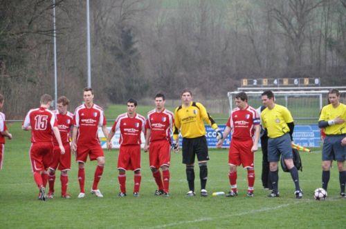 Saison 2009/2010 - 2. Liga Luterbach - Welschenrohr vom 27. März 2010