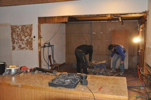 Abbruch 3 28.12.2009