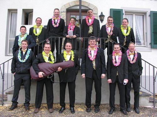 Saison 2009/2010 - Fasnacht 2010