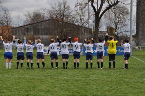 Saison 2009/2010 - Frauen 3.Liga Bettlach - Welschenrohr