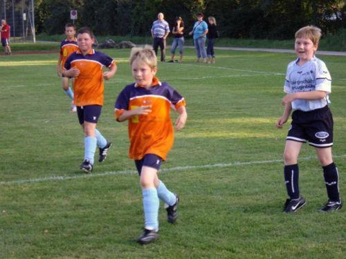 Saison 2009/2010 - Junioren Eb-Spiel gegen Härkingen