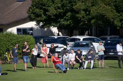 Heimspiel 1. Mannschaft gegen Flumenthal (05.09.21)