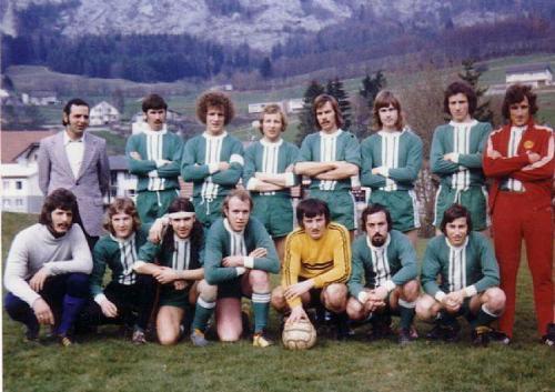 1. Mannschaft 1972 1973 Photo 1973 01