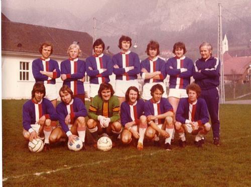 2.Mannschaft 1973 74 Photo 1974 06