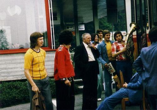 Aufstiegsspiel Zug 1976 Photo 1976 02