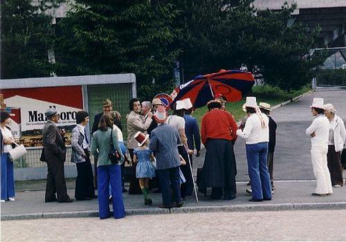 Aufstiegsspiel Zug 1976 Photo 1976 03