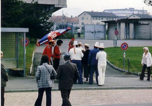 Aufstiegsspiel Zug 1976 Photo 1976 04