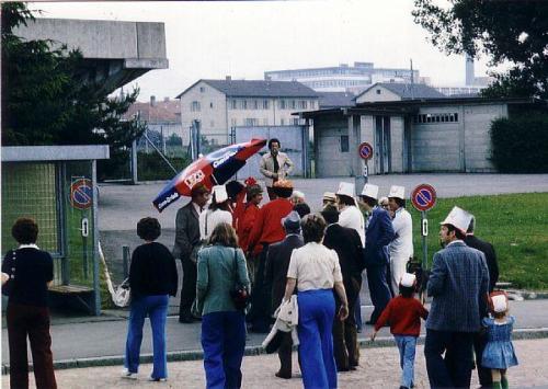 Aufstiegsspiel Zug 1976 Photo 1976 05