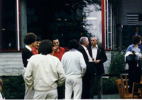 Aufstiegsspiel Zug 1976 Photo 1976 06
