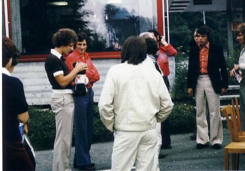 Aufstiegsspiel Zug 1976 Photo 1976 07