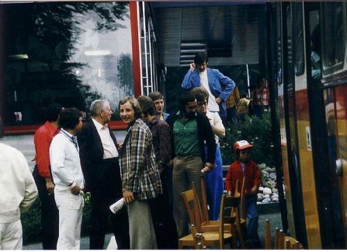 Aufstiegsspiel Zug 1976 Photo 1976 08