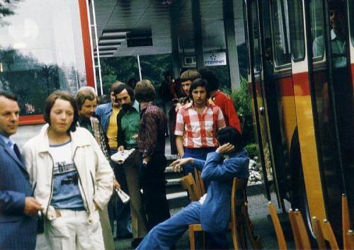 Aufstiegsspiel Zug 1976 Photo 1976 09