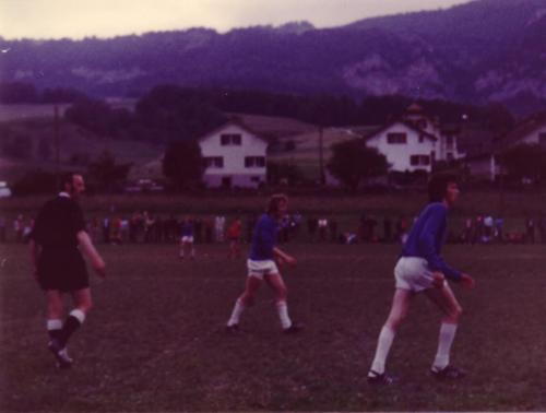 Entscheidungsspiel 1972 Photo 1972 03