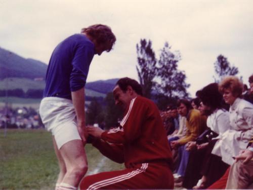 Entscheidungsspiel 1972 Photo 1972 04