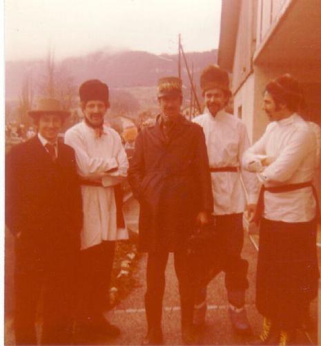 Fasnachtskomitte FCW 1975 Photo 1975 01