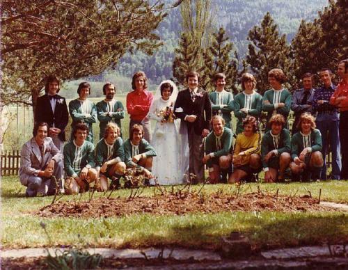 Hochzeit P Heiniger Photo 1975 13