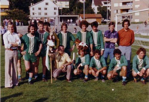 Regionalmeister 2.Liga 1974 75 Photo 1975 02
