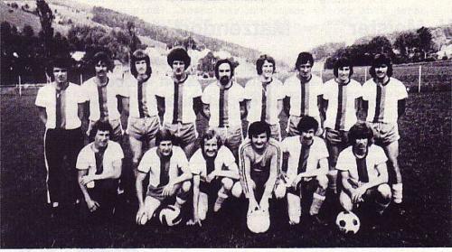 Regionalmeister 2.Liga 1974 75 Photo 1975 11