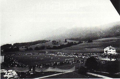 Spiel gegen Küsnacht Photo 1975 12