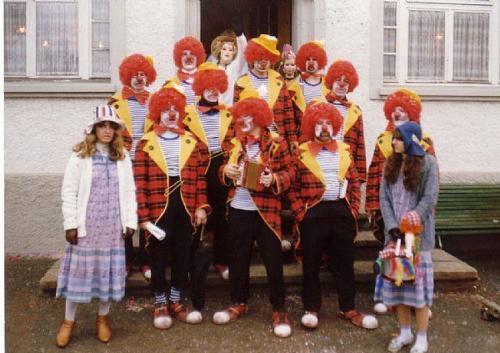 Fasnacht 1980 Photo 1980 01