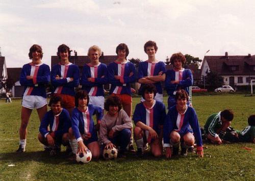 Jun B Kantonales Juniorenturnier Solot 1980 Photo 1980 04