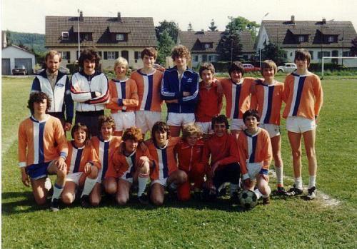 Jun C Kantonales Juniorenturnier Solot 1980 Photo 1980 06