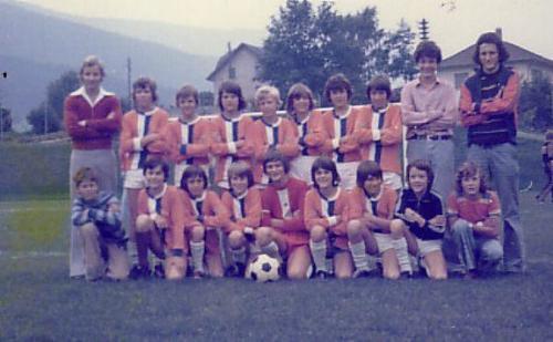 Junioren C 1975 76 Phhoto 1976 01