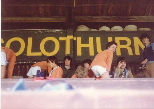 Kantonales Juniorenturnier Solot 1980 Photo 1980 02