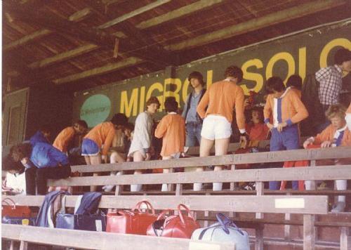 Kantonales Juniorenturnier Solot 1980 Photo 1980 05