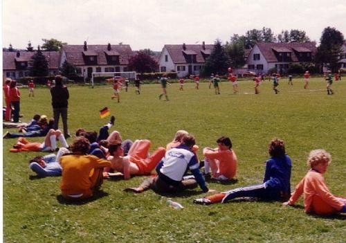 Kantonales Juniorenturnier Solot 1980 Photo 1980 07