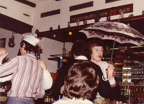 Meisterfeier Cardinal  1978 Photo 1978 03
