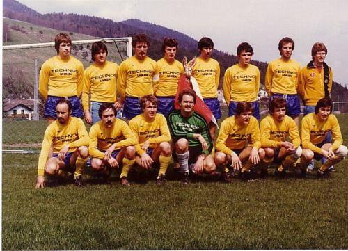 Regionalmeister 15Spieler 1977 78 Photo 1978 08