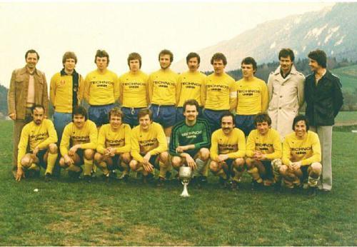 Regionalmeister Komplett 1977 78 Photo 1978 13