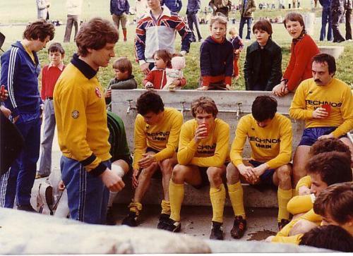 Spielerpause 78 Photo 1978 05