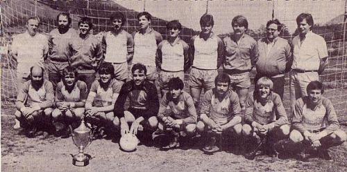 2.Liga Gewinner Solot Cup 1985 Photo 1985 02