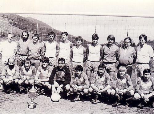 2.Liga Gewinner Solot Cup 1985 Photo 1985 03