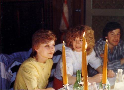 Abschluss Brunnersberg 1983 01 Photo 1983 20