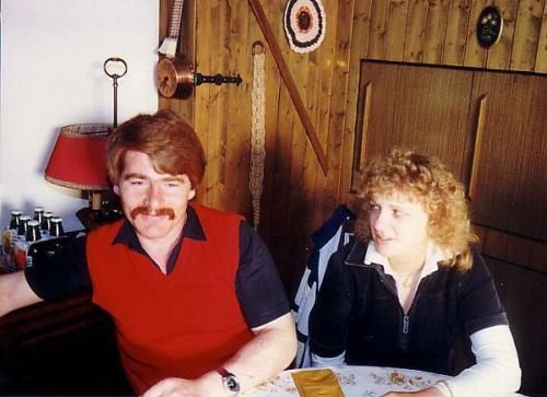 Abschluss Brunnersberg 1983 02 Photo 1983 21